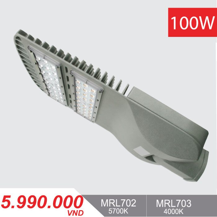 Đèn Đường LED 100W - MRL702/MRL703 - 5,990,000VNĐ