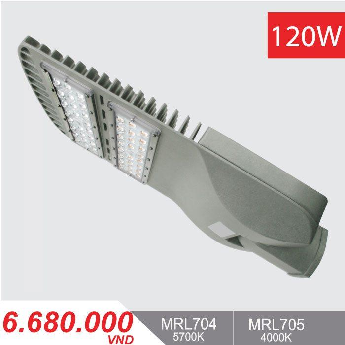 Đèn Đường LED 120W - MRL704/MRL705 - 6,680,000VNĐ