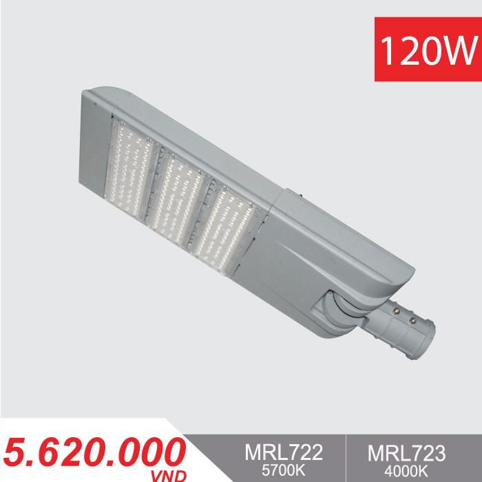 Đèn Đường LED 120W - MRL722/MRL723 - 5,620,000VNĐ