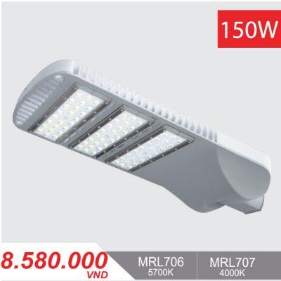 Đèn Đường LED 150W - MRL706/MRL707 - 8,580,000VNĐ