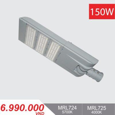 Đèn Đường LED 150W - MRL724/MRL725 - 6,990,000VNĐ