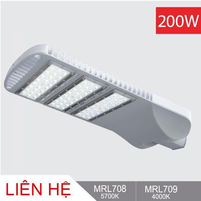 Đèn Đường LED 200W - MRL708/MRL709