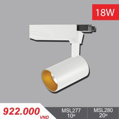 Đèn LED Chiếu Điểm 18W (Màu Trắng) - MSL277/MSL280 - 922,000VNĐ