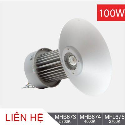 Đèn LED Nhà Xưởng 100W - MHB673/MHB674/MHB675