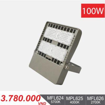 Đèn LED Pha 100W - MFL624/MFL625/MFL626