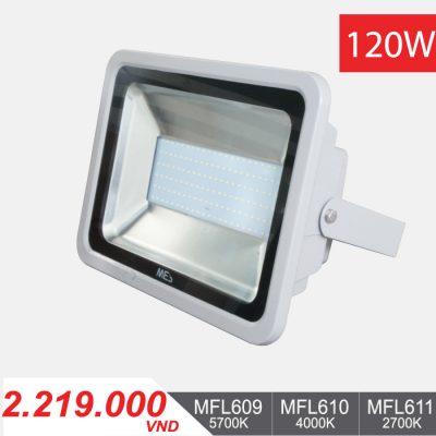 Đèn LED Pha 120W - MFL609/MFL610/MFL611
