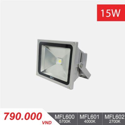 Đèn LED Pha 15W - MFL600/MFL601/MFL602