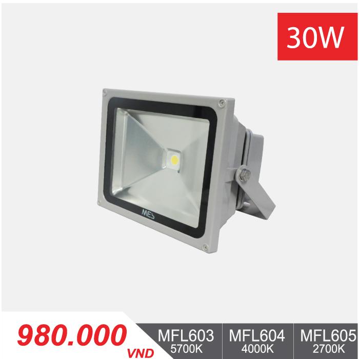 Đèn LED Pha 30W - MFL603/MFL604/MFL605